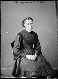 Mrs. Harvey c. 1870-75  State Library of New South Wales