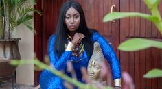 """Being in the Public Eye is Difficult Sometimes"" says Ghanaian TV Presenter and Actress Peace Hyde"