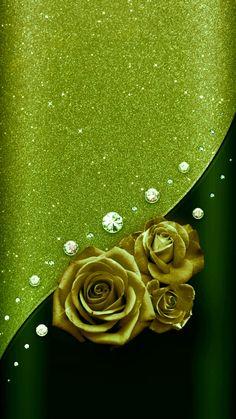 Bling Wallpaper, Abstract Iphone Wallpaper, Name Wallpaper, Green Wallpaper, Flower Wallpaper, Pretty Backgrounds, Wallpaper Backgrounds, Burberry Wallpaper, Light Blue Roses