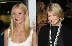 Gwyneth Paltrow Is Not on Martha Stewart's Shit List