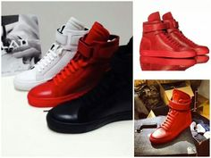 Check out the #YLATI Sneakers available in 3 colours www.houseoftreli.com