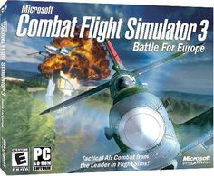 Combat Flight Simulator 3: Battle For Europe - PC - http://battlefield4ps4.com/combat-flight-simulator-3-battle-for-europe-pc/