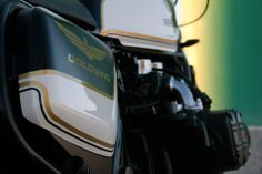 HONDA GL1100 Goldwing   Tarmac Custom Motorcycles