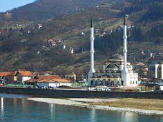 mosque in Gorazde