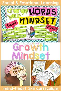 Teach older kids about their brain, a fixed mindset and growth mindset, grit, learning from mistakes Social Emotional Learning, Social Skills, Social Work, Teacher Freebies, Teacher Resources, Teaching Respect, The Power Of Yet, Character Education Lessons, Smart Goal Setting