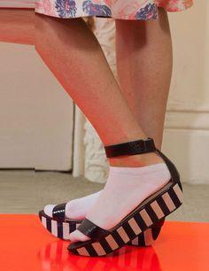 ELLE picks: The flat shoe | ELLE UK ~ Eudon Choi