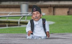 The world's shortest man Chandra Dangi from Nepal has died. He died from pneumonia in a US hospital yesterday September 4th. He was 75. He had been sick in his home which he was treating but had traveled to the US for work where he was rushed to the hospital after his symptoms worsened  Dangi was just 21.5ins and was declared the shortest human adult ever documented in history. Today our circus is flooded with tears at the loss of the worlds smallest man...whom we lovingly called Prince…