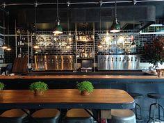 Disegno appetitoso: 10 Nuovi e degno di nota NYC Ristoranti | Progetti | Interior Design