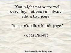 writing motivation for writer's block Book Writing Tips, Writing Words, Writing Help, Writing Prompts, Writing Folders, Editing Writing, Writer Quotes, Book Quotes, Writing Motivation