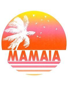 MAMAIA disponibil la Tshirt Factory. Cumpara MAMAIA incepand de la 39 lei.