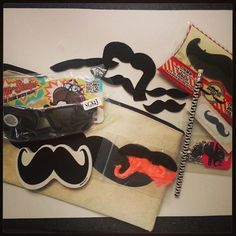 Moustache Gift Set, Gift Set, Apocalypse Survival Set, Mustaches | Stache Me If You Can, Moustaches, Mustaches, Photo Booth