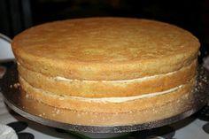 Sukkerbrød med mandler | Hanne`s kaker [ cakes by Hanne ]