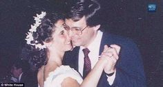 Wedding: Garland married Lynn Rosenman in a religious ceremony at the Harvard Club in New York