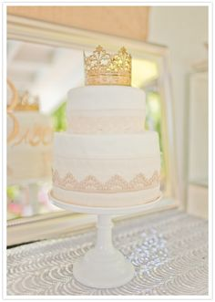 a cake only for a princess.....