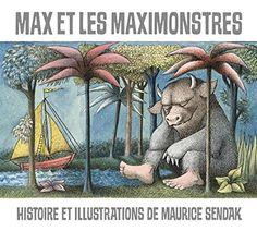 Max et les Maximonstres - Maurice Sendak