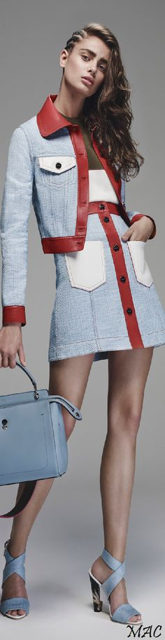 Resort 2016 Fendi
