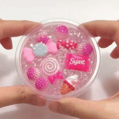 Fuwa Fuwa Time, Cute Marshmallows, Slimy Slime, Jelly Time, Slime Shops, Clear Slime, Hello Kitty Items, Slime Asmr, Arabic Funny