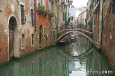 canal of venice italy