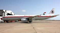 Middle East Airlines Celebrates 70 Years with Retro Livery