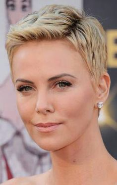 Charlise Theron...I'm inspired