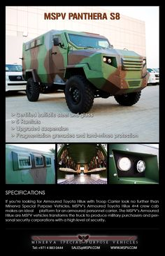 Armoured-Personnel-Carrier- Panthera S8