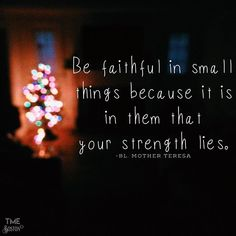 #backtothebasics #dontworrychild #strengthingod #christmaspeace #christmaslights #motherteresa #sainthood #befaithful #havefaith #tmeboston Up Quotes, Mother Teresa, Have Faith, Pick Me Up, Christmas Lights, Peace, Children, Christmas Fairy Lights, Young Children
