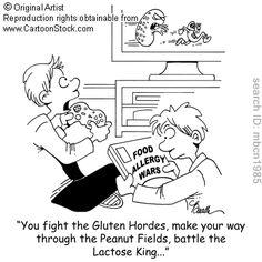 Gluten Free humor/ Gluten free jokes
