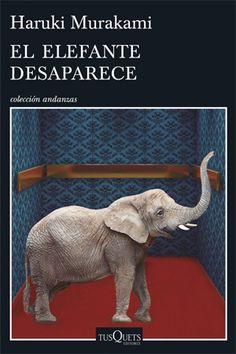 'El elefante desaparece', de Haruki Murakami - Estandarte