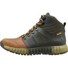 Helly Hansen Men's Vanir Gallivant Ht Hiking Shoes Brown Deciding on the best hiking boots is just a matchmaking process. Your dream hiking boots have to sy, Mens Hiking Boots, Men Hiking, Hiking Shoes, Helly Hansen, Shoes Brown, Black Boots, Mode Masculine, Clarks, Metal Collar Stays
