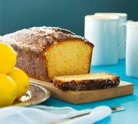 Zesty lemon tea loaf