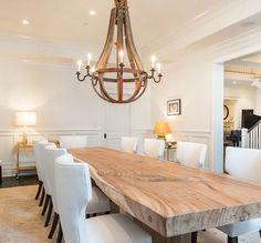 Die 207 besten Bilder von Esstische   Kitchen dining, Dining room ...