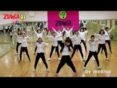 ZUMBA/DADDY-싸이 (PSY)/by mellisa/KOREA ZUMBA/mellisa zumba/멜리사 줌바 - YouTube