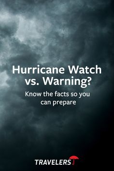Help stay safe with facts and tips about hurricanes such what do you need to look for when a hurricane may be approaching, and how do you need to respond in case the worst happens, in this infographic from Travelers. Hurricane Preparedness, Emergency Preparedness Kit, Emergency Preparation, Survival Tips, Survival Skills, Things To Know, How To Know, Hurricane Facts, Life Skills