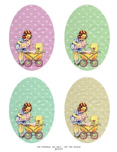 Free Vintage Clip Art Free Tags  Page By FPTFY by Free Pretty Things For You!, via Flickr