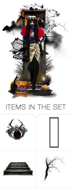 """""""Halloween Party"""" by taniucha ❤ liked on Polyvore featuring art and Halloween"""