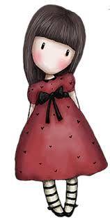 Resultado de imagem para boneca gorjuss