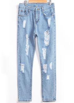 pantalón denim skinny bolsillos 12.80
