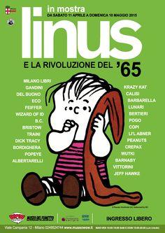 WOW SPAZIO FUMETTO: I 50 ANNI DI LINUS IN UNA MOSTRA A MILANO - http://c4comic.it/2015/04/09/wow-spazio-fumetto-i-50-anni-di-linus-in-una-mostra-a-milano/