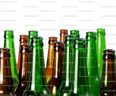 "2"" ~ Beer Bottles Birthday ~ Edible Image Cake/Cupcake Topper!!!"