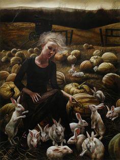 Hunger by Bogdan Dragos