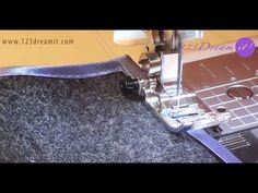 Aprende a coser esquinas perfectas con bies!123 Dream it