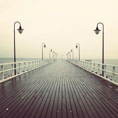 Gdynia - molo w Orłowie #isadoreapparel #roadisthewayoflife #cyclingmemories