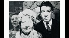 Violet, Nanny Lee and Ronnie Douglas Bader, The Krays, East End London, Hard Men, Identical Twins, Marmite, Twin Brothers, Gangsters, Vintage