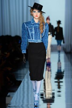 Jean Paul Gaultier Spring/Summer 2017 Couture Collection   British Vogue