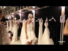 Pronovias Fashion Show backstage | 2013 Collections