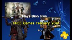 Today ill be showing you all the free Games Coming in February 2019 for PlayStation Plus,there's quite a few good games this Month Like For Honor & Many More. Best Games, Free Games, Playstation, February, Movies, Movie Posters, Films, Film Poster, Popcorn Posters