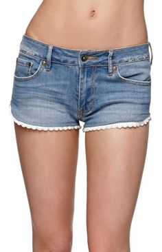 Women's Shorts: Casual, Denim and High-Rise Shorts | PacSun