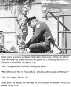 This is a cute story read if you get the chance! We have good people in this world!