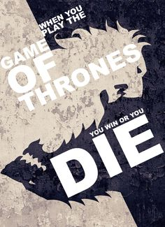 #GameofThrones poster