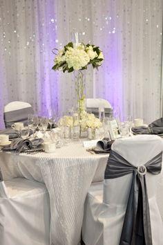 Wedding Reception Flowers - Rochester MN - Le Jardin Floral
